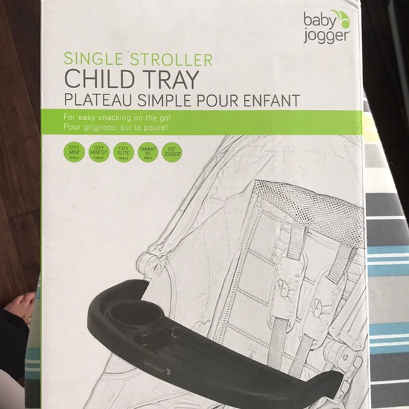 Baby Jogger Child Tray Nwt